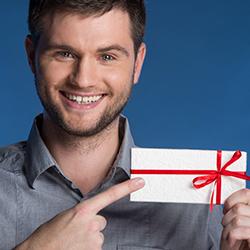 Buoni regalo aziendali