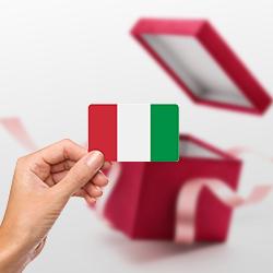 Buono regalo Italia